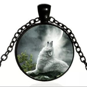 🐺🖤WOLF 🖤🐺 Necklace